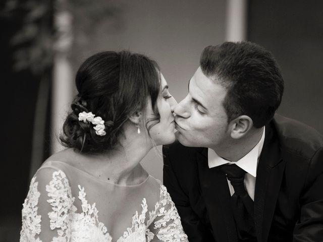 La boda de David y Belén en Granada, Granada 78
