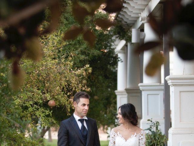 La boda de David y Belén en Granada, Granada 79