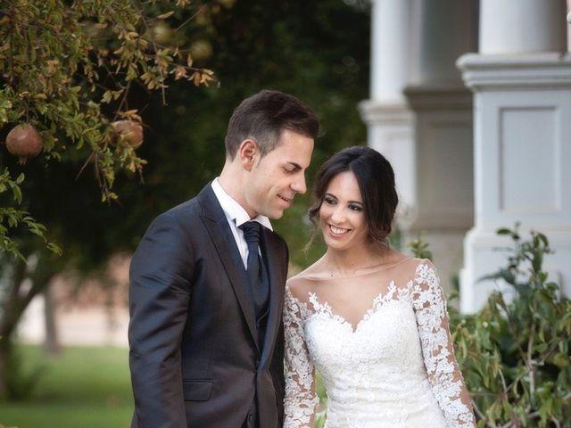 La boda de David y Belén en Granada, Granada 80