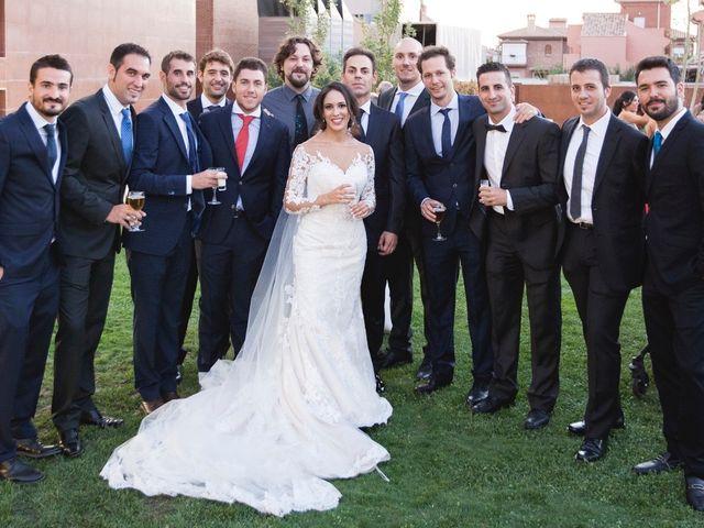 La boda de David y Belén en Granada, Granada 82