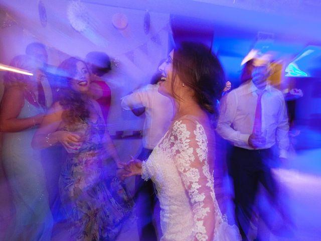 La boda de David y Belén en Granada, Granada 87