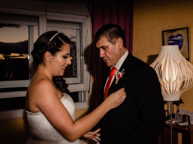 La boda de Ricardo y Miriam en Madrid, Madrid 12