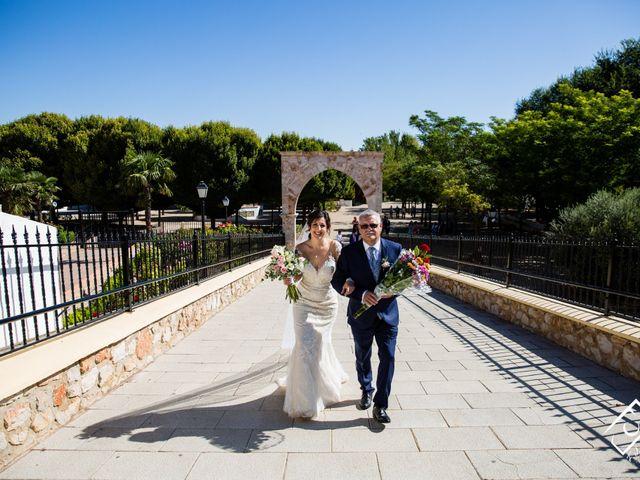 La boda de Manuel y Teresa  en Membrilla, Ciudad Real 2