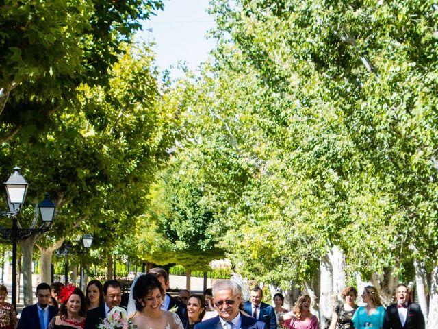 La boda de Manuel y Teresa  en Membrilla, Ciudad Real 3