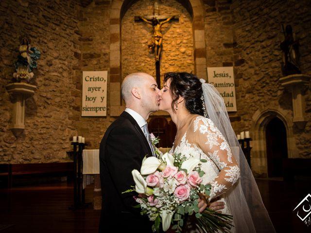 La boda de Teresa  y Manuel