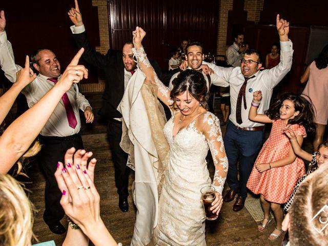 La boda de Manuel y Teresa  en Membrilla, Ciudad Real 14