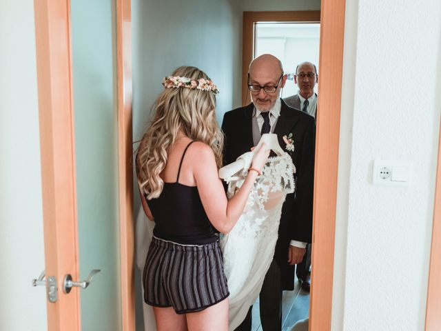 La boda de Julio y Bea en Elx/elche, Alicante 19