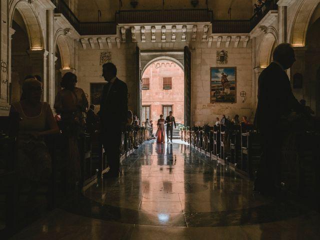 La boda de Julio y Bea en Elx/elche, Alicante 34