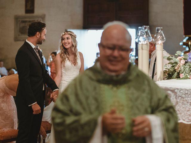 La boda de Julio y Bea en Elx/elche, Alicante 37