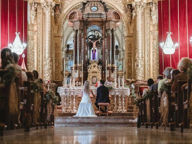 La boda de Julio y Bea en Elx/elche, Alicante 39
