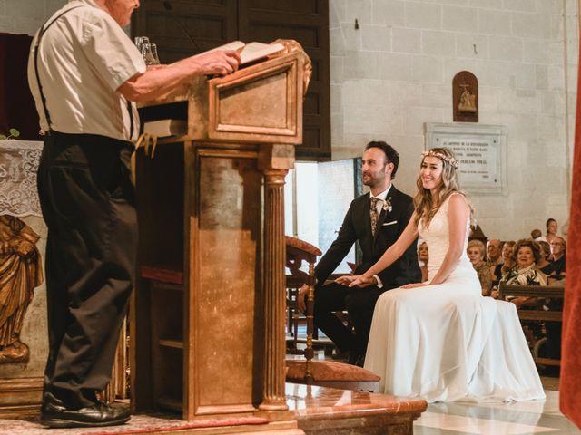 La boda de Julio y Bea en Elx/elche, Alicante 40