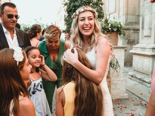 La boda de Julio y Bea en Elx/elche, Alicante 46