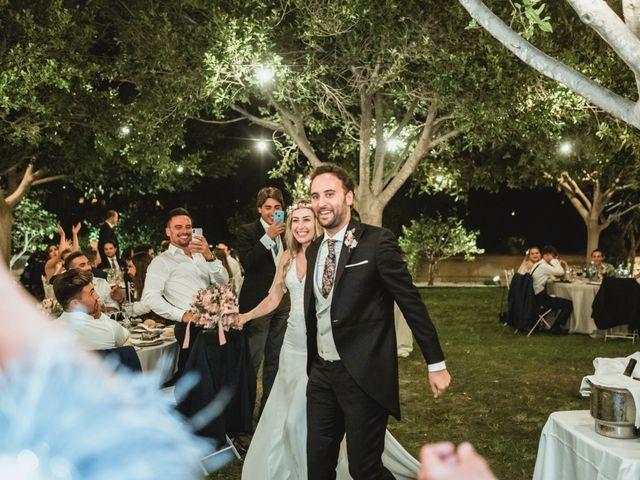 La boda de Julio y Bea en Elx/elche, Alicante 54
