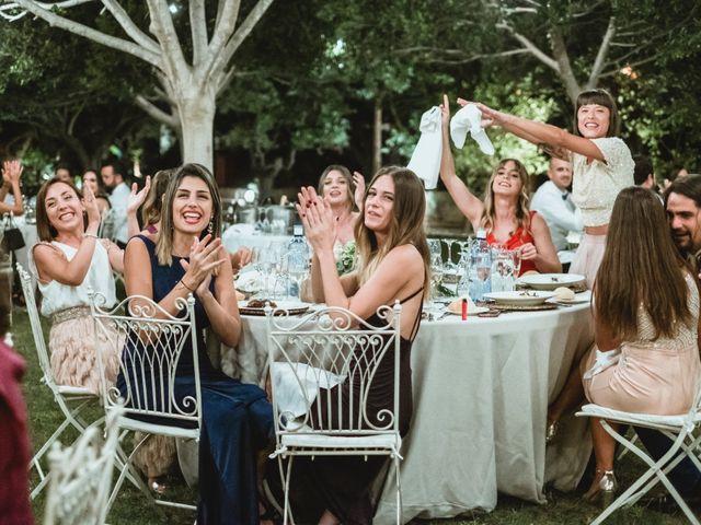 La boda de Julio y Bea en Elx/elche, Alicante 56