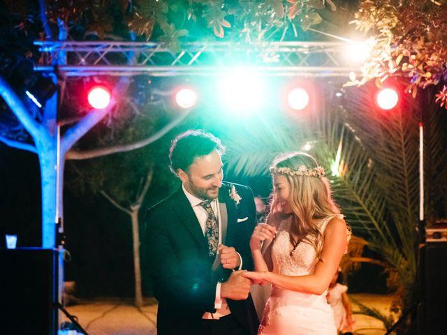 La boda de Julio y Bea en Elx/elche, Alicante 59