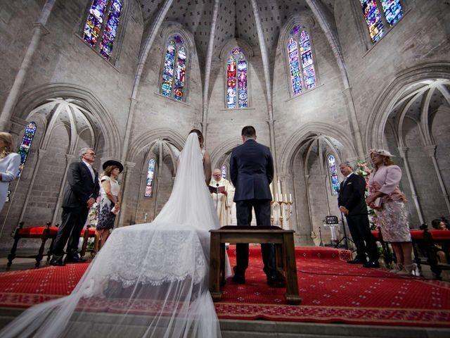 La boda de Javier y Miriam en Burriana, Castellón 22