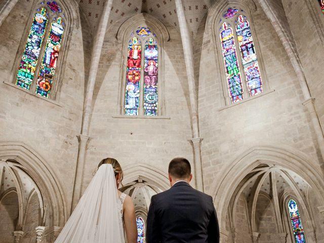 La boda de Javier y Miriam en Burriana, Castellón 25