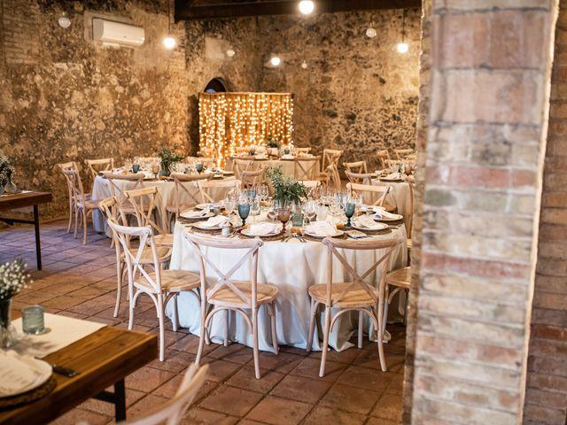 La boda de Bea y Salva en Ordal, Barcelona 34