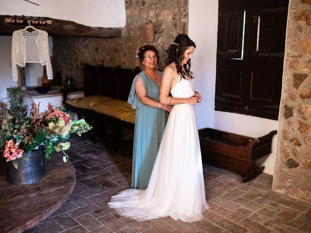 La boda de Bea y Salva en Ordal, Barcelona 8