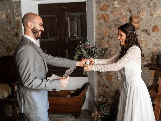 La boda de Bea y Salva en Ordal, Barcelona 12