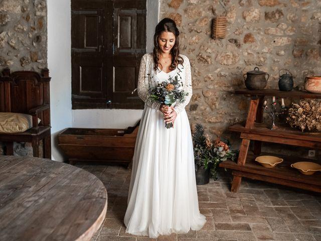 La boda de Bea y Salva en Ordal, Barcelona 13