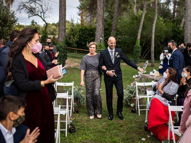 La boda de Bea y Salva en Ordal, Barcelona 15