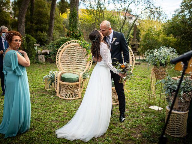 La boda de Bea y Salva en Ordal, Barcelona 2