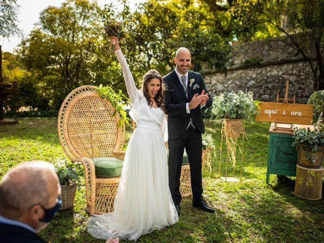 La boda de Salva y Bea
