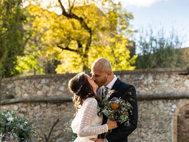 La boda de Bea y Salva en Ordal, Barcelona 21
