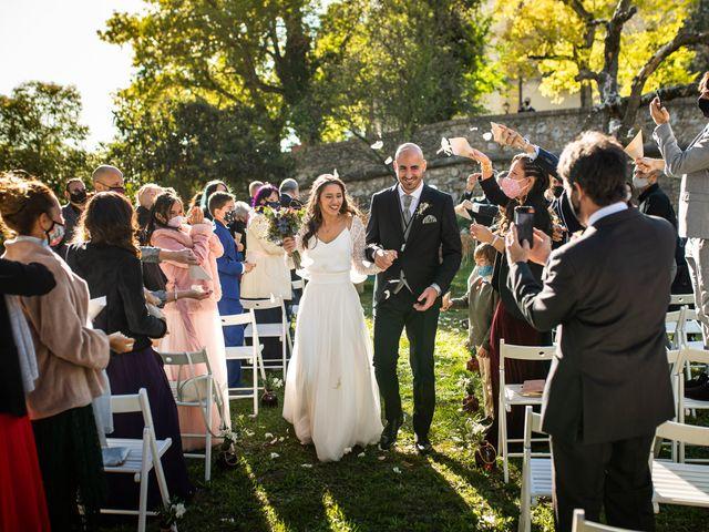 La boda de Bea y Salva en Ordal, Barcelona 22