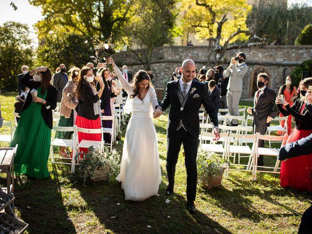 La boda de Bea y Salva en Ordal, Barcelona 23