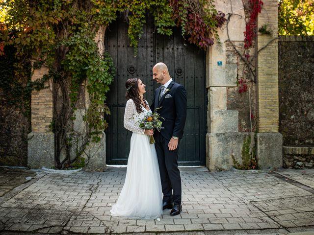 La boda de Bea y Salva en Ordal, Barcelona 24