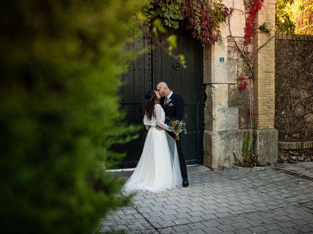 La boda de Bea y Salva en Ordal, Barcelona 25