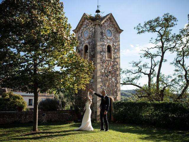 La boda de Bea y Salva en Ordal, Barcelona 28