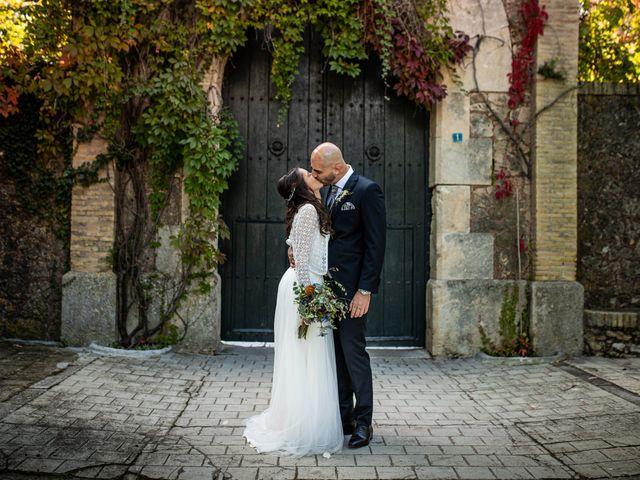 La boda de Bea y Salva en Ordal, Barcelona 32