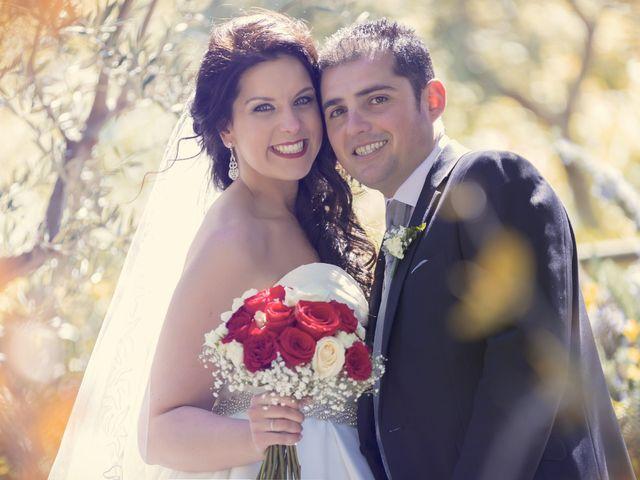 La boda de Isa y Rafa