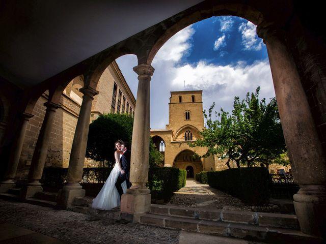 La boda de Ivan y Marian en El Burgo De Ebro, Zaragoza 43