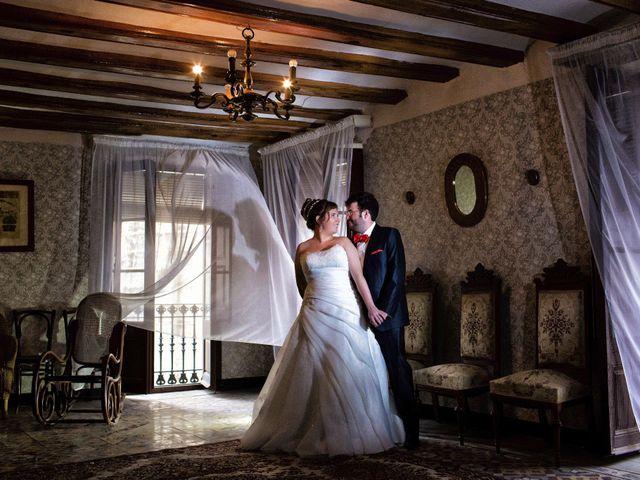La boda de Ivan y Marian en El Burgo De Ebro, Zaragoza 46