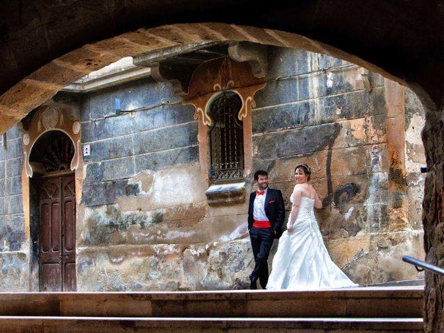 La boda de Ivan y Marian en El Burgo De Ebro, Zaragoza 51