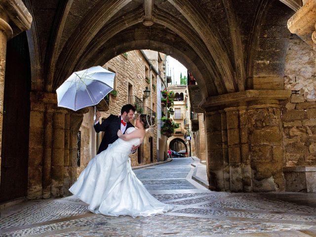 La boda de Ivan y Marian en El Burgo De Ebro, Zaragoza 53