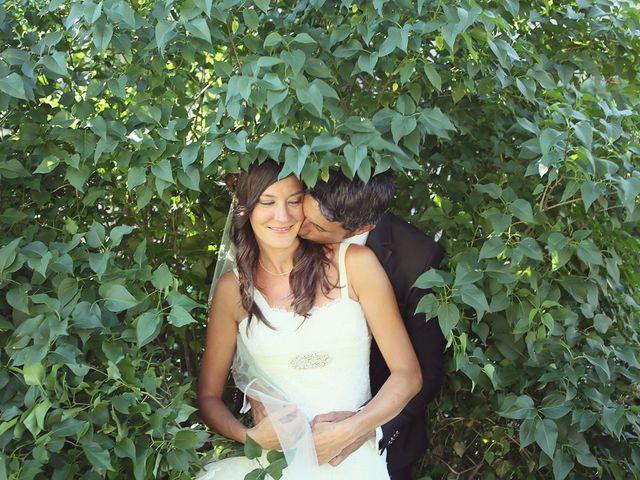 La boda de Ramón  y Gema en Sallent De Gallego, Huesca 1