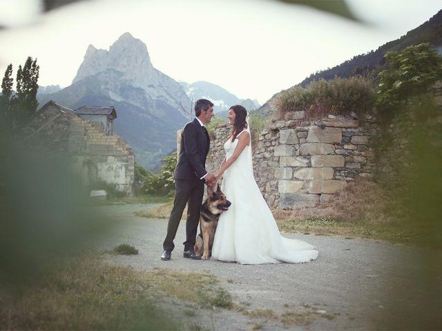La boda de Ramón  y Gema en Sallent De Gallego, Huesca 2