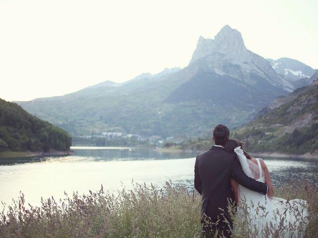 La boda de Ramón  y Gema en Sallent De Gallego, Huesca 3