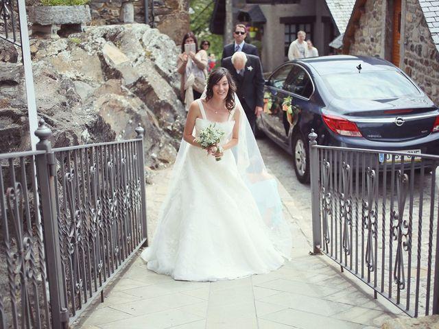 La boda de Ramón  y Gema en Sallent De Gallego, Huesca 4