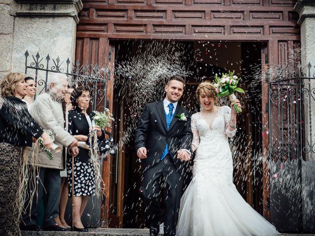 La boda de Yanira y Javier