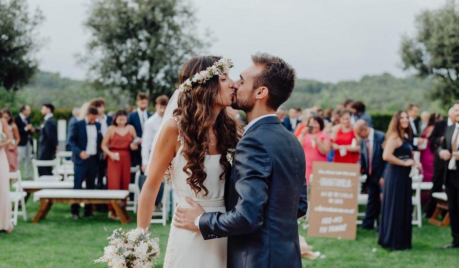 La boda de Marta Vilalta Andrés y Gerard Rosell Balada en Orista, Barcelona