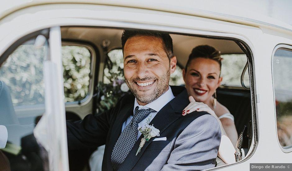 La boda de Raul y Teresa en Sagunt/sagunto, Valencia