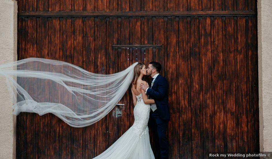 La boda de Eddie y Miriam en Sentmenat, Barcelona