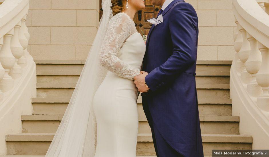 La boda de Mikel y Paqui en Calahorra, La Rioja