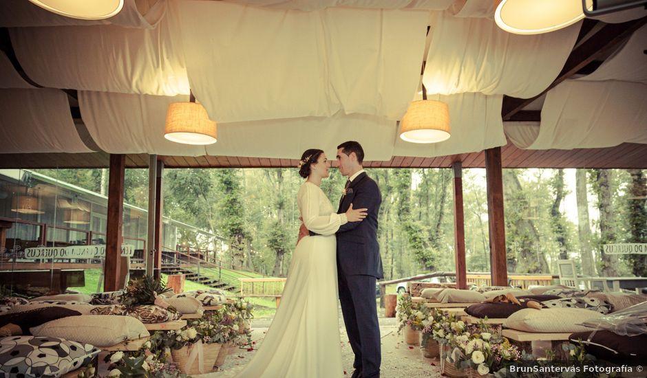 La boda de Marcos y Nerea en Lugo, Lugo